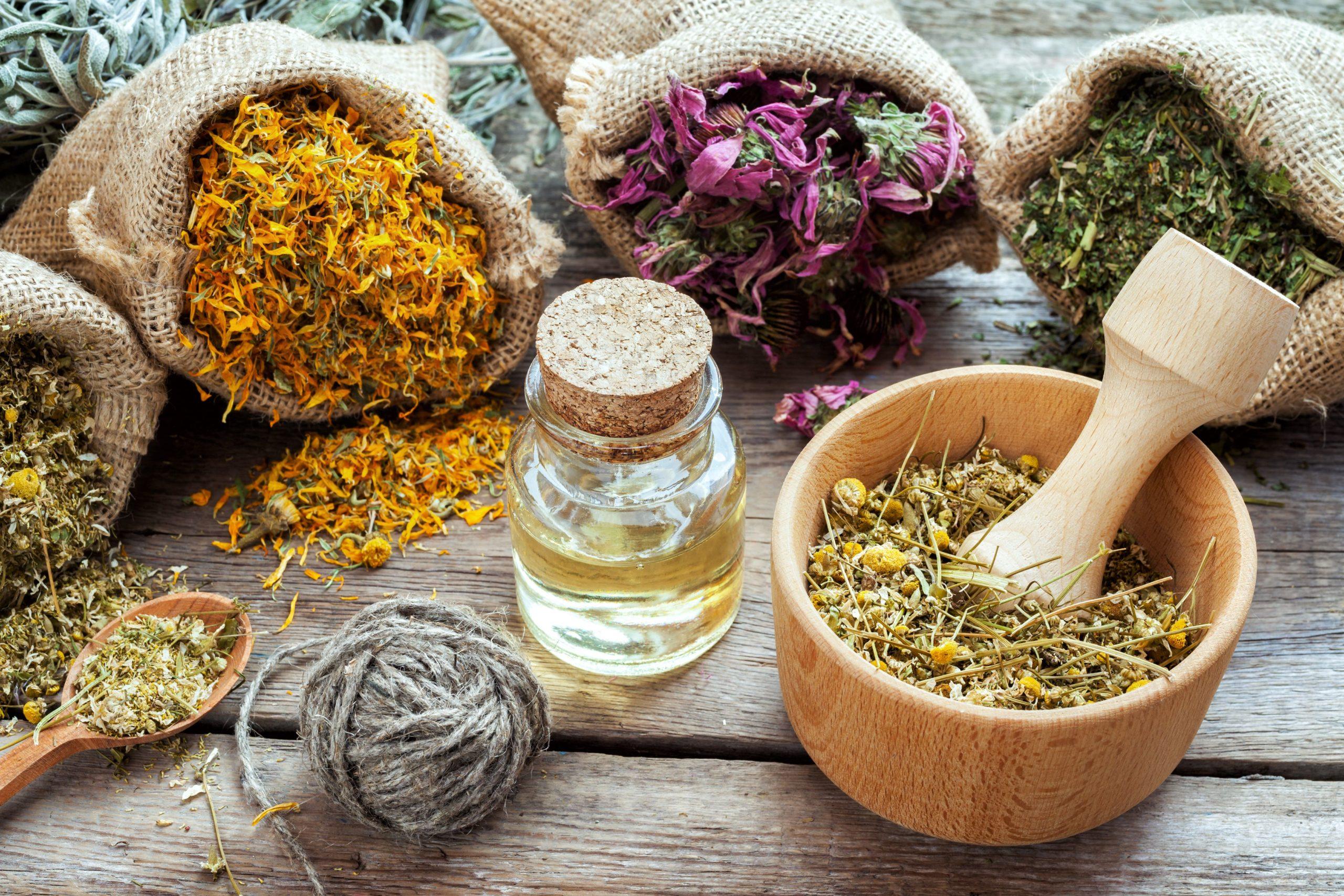 Come utilizzare le piante officinali per la cura della pelle